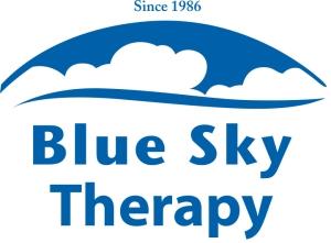 Blue sky logo 2012 blue